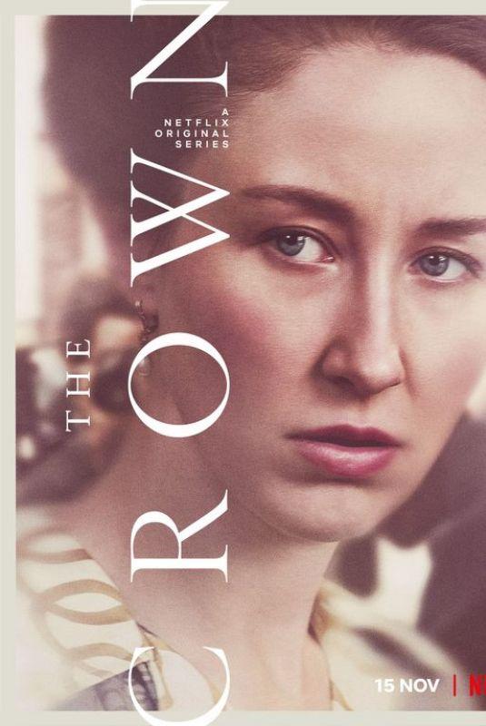 ERIN DOHERTY – The Crown, Season 4 Promos 2020