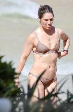 ERIN MCNAUGHT in Bikini on the Beach in Darwin 09/02/2020