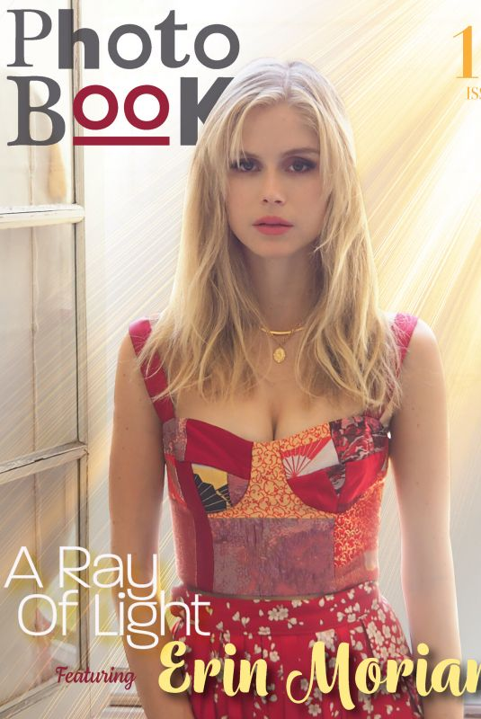 ERIN MORIARTY for Photobook Magazine, Issue 12 2020