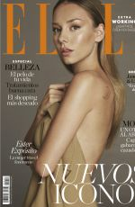 ESTER EXPOSITO in Elle Magazie, Spain November 2020