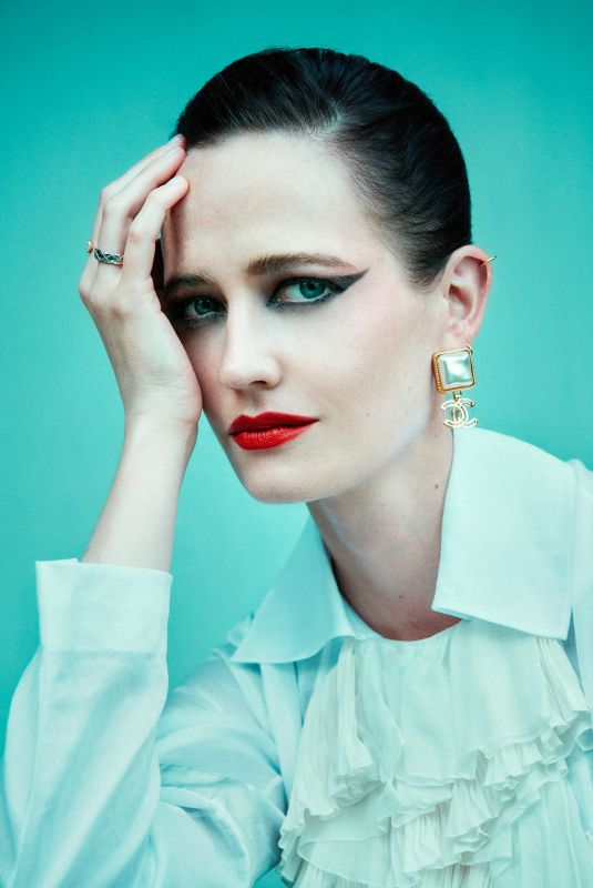 EVA GREEN for Numero by Sofia & Mauro, 2020