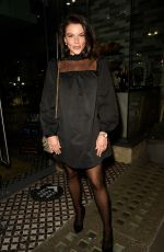 FAYE BROOKES at Don Giovannis Restaurant in Manchester 10/02/2020