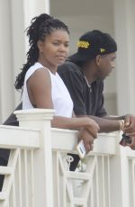 GABRIELLE UNION at Grassini Family Vineyards Winery in Santa Barbara 10/10/2020