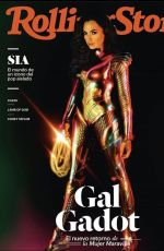 GAL GADOT in Rolling Stone Magazine, Colombia October 2020