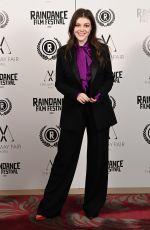GOERGIE HENLEY at Stardust Premiere at 28th Raindance Film Festival in London 10/28/2020