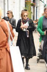 HELENA BONHAM CARTER Out in London 09/30/2020