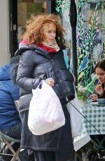 HELENA BONHAM CARTER Out Shopping in London 09/26/2020