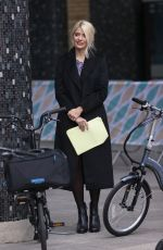 HOLLY WILLOGHBY at This Morning Show in London 10/01/2020