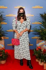 IMOGEN THOMAS at Two by Two: Overboard! Vip Screening in Chelsea 10/18/2020