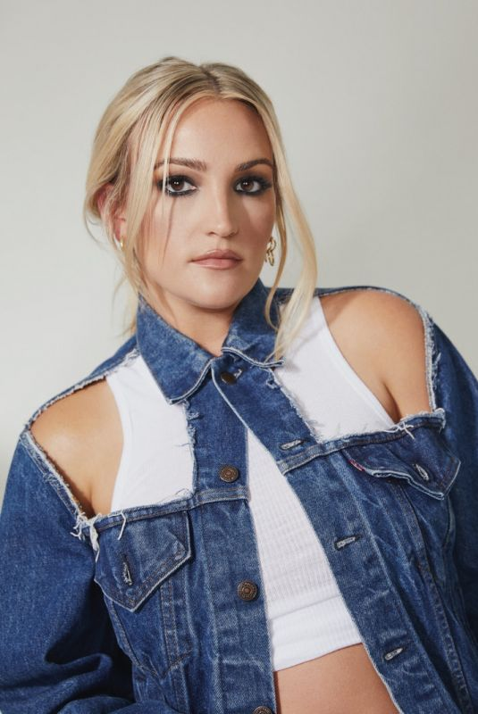 JAMIE LYNN SPEARS for Nylon Magazine, October 2020