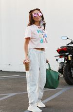 JEANNIE MAI Arrives at Dance Studio in Los Angeles 10/13/2020