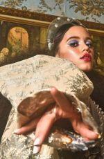 JENNA ORTEGA for Fault Magazine 10/09/2020