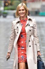 JENNI FALCONER Leaves Smooth Radio Show in London 10/06/2020
