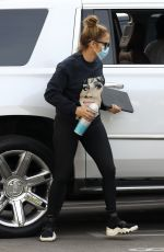 JENNIFER LOPEZ Out and About in Beverly Hills 10/15/2020