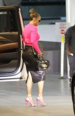 JENNIFER LOPEZ Out in Beverly Hills 10/28/2020