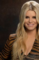 JESSICA SIMPSON at a Photoshoot, October 2020