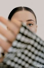 JOSEPHINE LANGFORD for Teen Vogue Magazine, October 2020