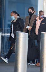 KAIA GERBER at JFK Airport in New York 10/18/2020