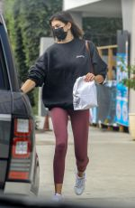 KAIA GERBER Out and About in Malibu 10/21/2020
