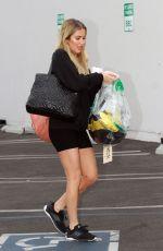 KAITLYN BRISTOWE Arrives at DWTS Studio in Los Angeles 10/24/2020
