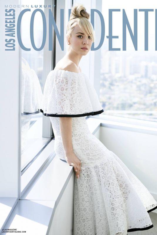 KALEY CUOCO in LA Confidental Magazine, November 2020