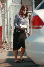 KATHARINE MCPHEE Leaves Sweetgreen in Studio City 10/04/2020