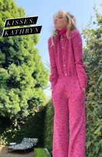 KATHRYN NEWTON for St. Johns Knits Fall 2020 Campaign