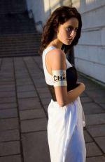 KAYA SCODELARIO for No Magazine 2010