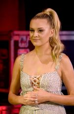 KELSEA BALLERINI at 2020 Iheartcountry Festival Presented by Capital One in Nashville 10/23/2020