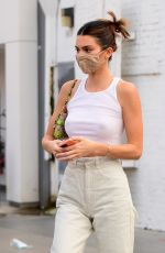 KENDALL JENNER and HAILEY BIEBER Out Shopping in Los Angeles 10/07/2020