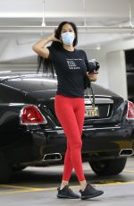 KIMORA LEE SIMMONS Out in Los Angeles 10/23/2020