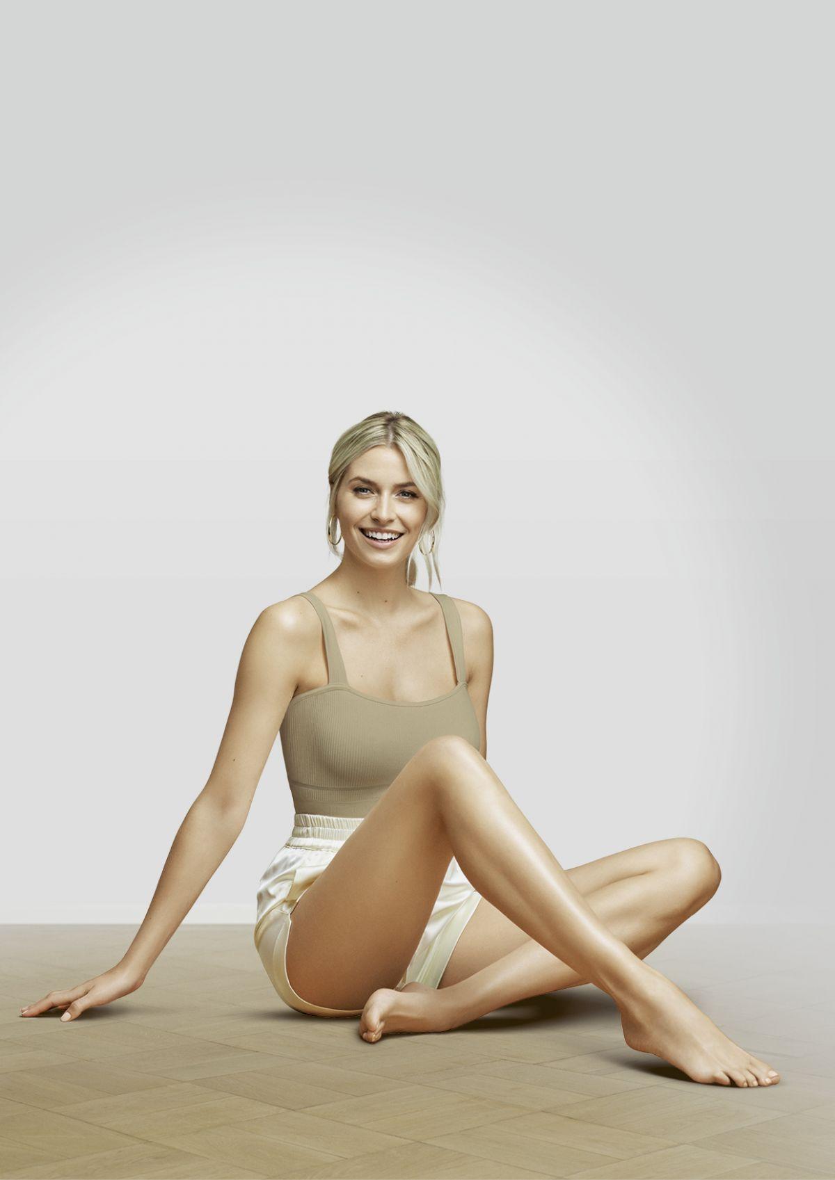 LENA GERCKE for Braun Silk Flex 2020 - HawtCelebs