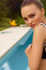 LILY-ROSE DEPP for Chanel Cruise 2020/21 Campaign, October 2020