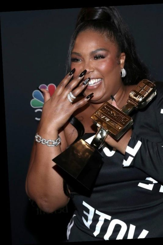 LIZZO at 2020 Billboard Music Awards 10/14/2020