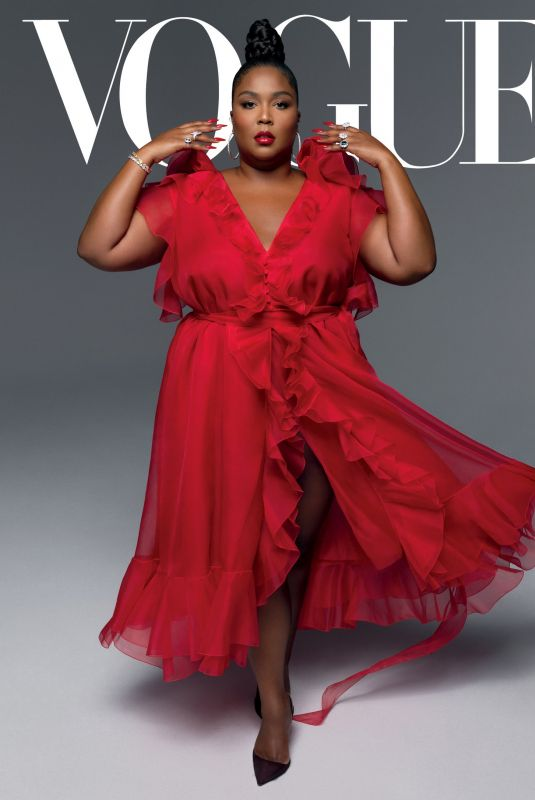 LIZZO for Vogue Magazine, October 2020