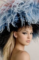 LOREN GRAY in Glamour Magazine, Bulgaria November 2020