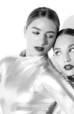 MADDIE and MACKENZIE ZIEGLER at a Photoshoot, September 2020