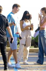 MADISON BEER with Friends at Nobu in Malibu 10/02/2020