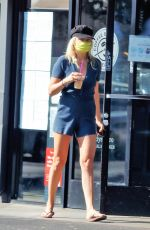 MALIN AKERMAN at Coffee Bean & Tea Leaf in Los Feliz 10/16/2020