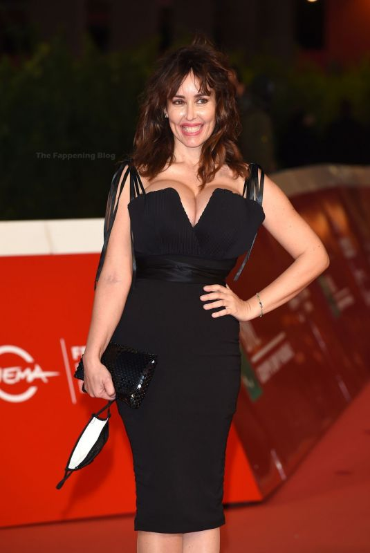 MARILYN GALLO at Tigers Screening at 15th Rome Film Festival 10/17/2020