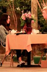 MEGAN FOX and Machine Gun Kelly Out for Dinner in Hollywood 09/29/2020
