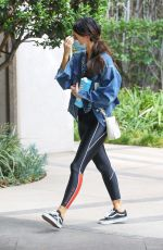 MEGAN FOX Heading for an Appointment in Los Angeles 10/06/2020