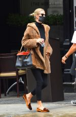 NICKY HILTON Out and About in New York 10/20/2020
