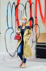 NICKY HILTON Out in New York 10/22/2020