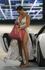 NICOLE MURPHY Out for Lunch at Soho House in West Hollywood 10/28/2020