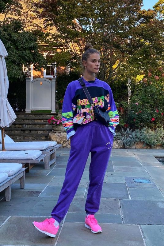NINA AGDAL – Instagram Photos 10/18/2020