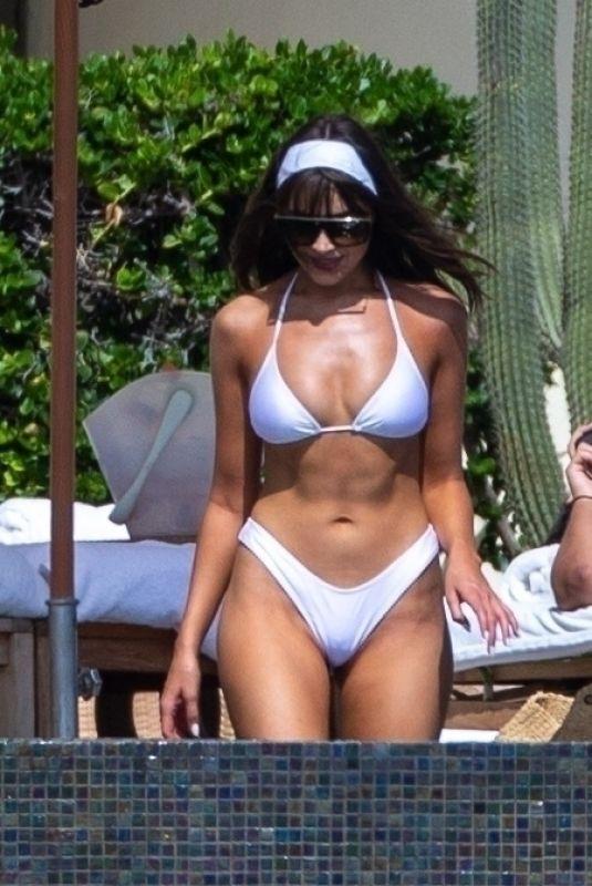 OLIVIA CULPO in Bikini at a Pool in Cabo San Lucas 10/29/2020