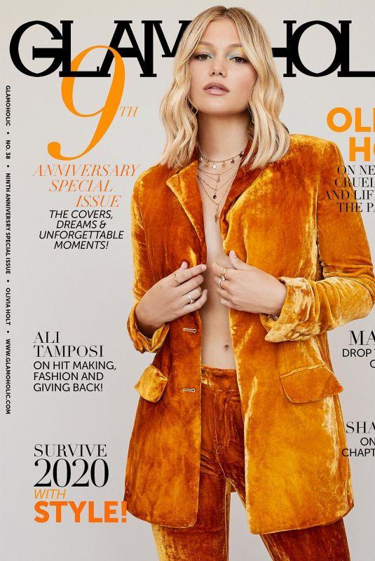 OLIVIA HOLT for Glamoholic, Fall 2020
