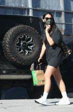 OLIVIA MUNN Out Shopping in West Hollywood 10/15/2020