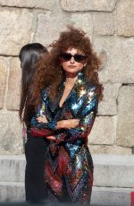 PENELOPE CRUZ on the Set of Official Competition in Madrid 09/30/2020